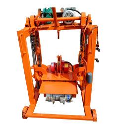 Qmj2-45 آلة جديدة لصناعة الطوب للشعب الأفريقي إلى كسب المال