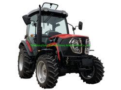 4WD Tb504j 50HPの小型小さい四輪農場のクローラー果樹園の水田の芝生の大きい庭の歩くディーゼル農業機械力の耕うん機のKubotaによって使用されるトラクター