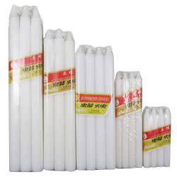 Goedkope Wax Candles Household White Candles Voor Madagascar