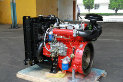 Tres cilindros del motor diesel para el motor Diesel bombas de agua de riego