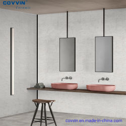 浴室および台所標準サイズは陶磁器の壁の床タイルを艶をかけた