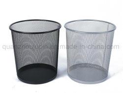 Oem Office Metal Trash Kan Afvalbak Voor Afvalbakken In De Prullenbak Gooien
