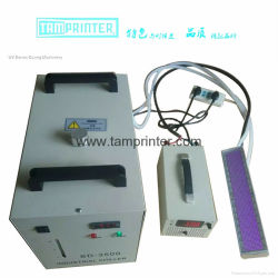LED UV portable sécheur pour l'encre UV, de la colle de séchage UV