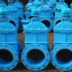 Un alto rendimiento Válvula de retención y válvula de compuerta de la Junta de Agua para el campo de aceite