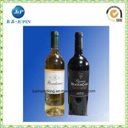 Qualitäts-anhaftende Aufkleber für Wein-Flasche (JP-s029)