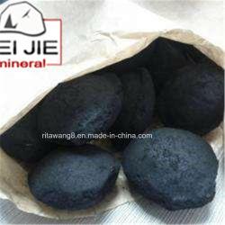 中国Suppierの低価格のおがくずのバーベキューの木炭価格