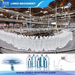 Полное автоматическое заполнение минеральной водой и заглушения машины/производства