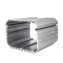 주문을 받아서 만들어진 전자 건전지 주거 금속 쉘 고품질은 알루미늄 울안 다채로운 알루미늄 사진기 상자 내밀었다