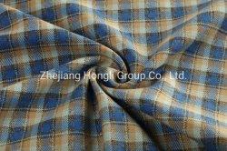 La moda popular diseño Tr hilado teñido de tejido de cheques