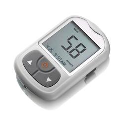 Монитор уровня глюкозы в крови с будильником (фоновая музыка02)