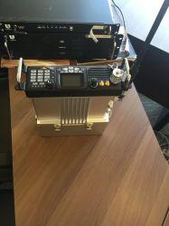 Véhicule P25-Radio dans les deux sens en 30-88MHz/50W, sac à dos 30-88MHz Type de radio