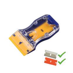 Lamierine di plastica della plastica della ruspa spianatrice W/Double-Edged del rasoio della mini ruspa spianatrice di pulizia