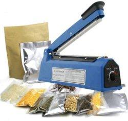 手持ち型の衝動の暖房袋のシーラーのパックの機械装置Pfs-150