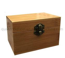 OEM 고품질 레트로 목재 선물 상자