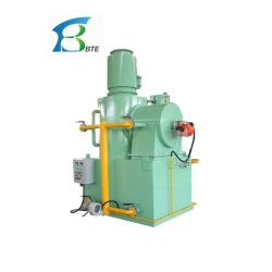 industrieller Verbrennungsofen-Erdöl-flüssiger Abfall-Verbrennungsofen des Feststoff-3-5t/D