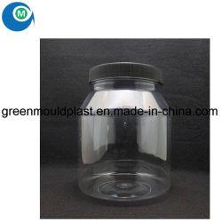 天然水のびんのプラスチック吹く型