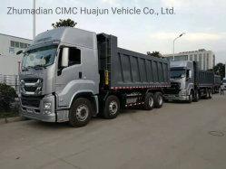 Isuzu/Hino/FAW/C&C 6*4 levantamiento delantero para servicio pesado camión volquete basculante