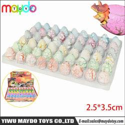 Crescenti giocattoli dell'uovo di dinosauro dell'animale domestico di plastica magico di covata 2.5*3.5