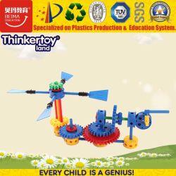 Coloridos bloques de alta calidad educativa de juguete de artes de pesca
