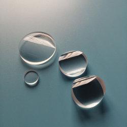 Оптическое стекло от стрельчатой Plano-Convex объектив с предохранителями кремния/K9/ сапфировой линзы цилиндра для оптического оборудования