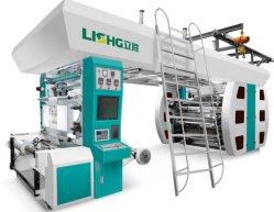 YTC-61000 6 de alta velocidade IC Cores Flexo máquina de impressão