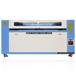 2020 neues Byt 1600mm x 1000mm CO2 Laser-Stich/Ausschnitt-/Markierungs-Maschine Standard-/plus Ausgabe $3, 600/$4, 120 für Acrylglas-Holz Kurbelgehäuse-Belüftung, das Gewebe bekanntmacht