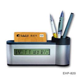 Penholder-Taktgeber mit Kartenhalter (EHP-820)