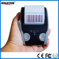 POS Mini Impresora Impresora Térmica de códigos de barras, impresora de recibos, USB o RS232/PS2/LAN WiFi/Bluetooth/conectividades opcional, Mj 5806