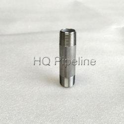 ステンレス鋼の管のニップルに合うANSI/DINの配管
