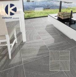 Свет - серая плитка пола 60X60 фарфора конструкции камня песка