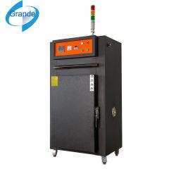 Testes de material de borracha e plástico para circulação de ar quente do forno de secagem industrial