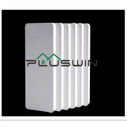 Белая пена листов ПВХ ПВХ панелей 1-30мм пользовательские размеры логотипа OEM-пленка