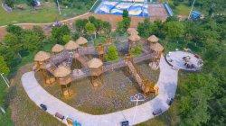 Stellte neues Haus-Spielplatz-Spiel des Dschungel-2020 für Kinder ein
