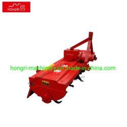 L'agriculture de labour cultivateur rotatif transfert latéral du tracteur sans laisser de trace