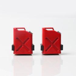 1: 10 1/10 моделирование мини-топливный бак для модели RC Car украшения