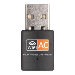 Realtek 8811 Gainstrong 600Mbps adaptador WiFi USB de red inalámbrica de largo alcance el soporte de Linux Adaptador USB inalámbrico LAN inalámbrica 802.11n y controlador del adaptador USB