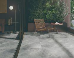 600x600 2cm Anti Slip Stone Look Portelain Tile for Outdoor(실외에서 사용할 수 있는 600x600 주차 바닥
