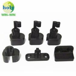 O acetal polipropileno PVC HDPE Peças Usinagem Delrin