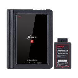 Launch X431, V+ x 431 V+WiFi/Bluetooth versión Global X431 V más escáner completo del sistema actualización en la Web oficial de 2019 100% Original