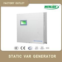 35kVA driefasige driedraads wandmontagetype laagspanningsbeveiliging tegen harmonische spanning SVG-generator statische Var reactieve compensatie
