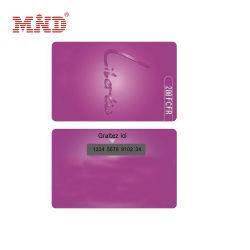 SA071 Scratch de prepago de tarjeta de móvil