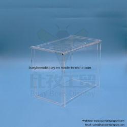 Acrylique personnalisée Donation box pour la vente