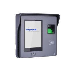 IP-Fingerabdruck-Zeit-Anwesenheit und Zugriffssteuerung-System
