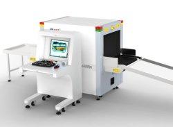 تصميم جديد A6550b فحص الأمن لمطار الأشعة السينية OEM X-ray فحص الأمتعة والماسحة الضوئية للأمتعة مع جهاز الكشف البريطاني