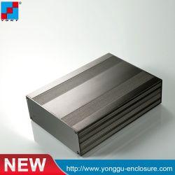 Geanodiseerde Aluminium Uitgedreven Heatsink voor Bijlage Geanodiseerd Geval Heatsink