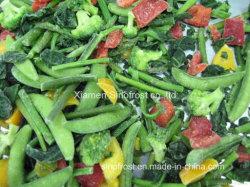 IQFの混合された野菜、フリーズされた混合された野菜