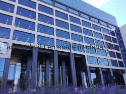 5mm/6mm/8mm/10mm blaues reflektierendes ausgeglichenes Glas für Gebäude-Fenster