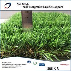 Amostra grátis disponível sensação suave de relva sintética de relva artificial de paisagismo Turf