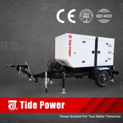 60 ква дизельных генераторных установках 48KW мобильной станции питания дизельного генератора, смонтированные на питание