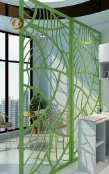 A decoração do escritório Partiition Tela material do núcleo da fibra de poliéster